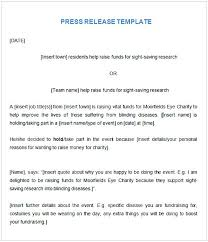1 Press Release Summary Examples Templates For Flyers Free Online