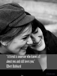 Quotes About Friendships Custom 48 Quotes On Friendship Flokka