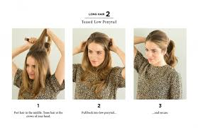 easy ways to fix long hair photo 5