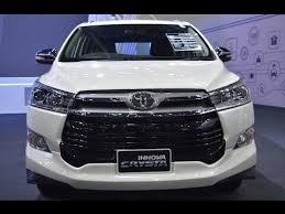 2018 toyota innova touring sport. wonderful 2018 new toyota innova crysta touring sports edition 2017 specifications on 2018 toyota innova touring sport youtube