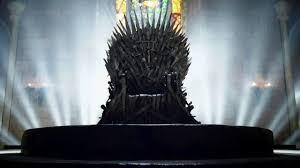 Iron Throne  Game Of Thrones Wiki  Fandom