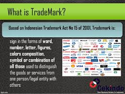 How To Make Tm Symbol How To Make Trademark Registration In Indonesia