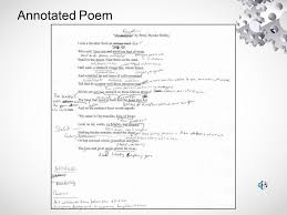 ozymandias by percy shelley ppt video online  3 annotated poem