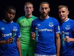 Check out the evolution of everton's soccer jerseys on football kit archive. Everton Announce New Kit Supplier Deal With Multi Year Contract Liverpool Echo