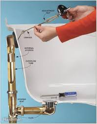 unclogging a bathtub drain bathubs home decorating ideas