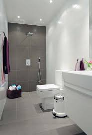 Awesome Bathroom Tile Ideas Grey And White Pics Inspiration