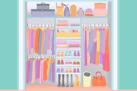 20 smart ways to organize your bedroom closet