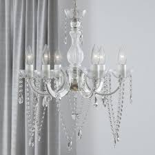 home design ideas glamorous house of hampton 6 light crystal chandelier house master bedroom intended