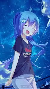400823 anime girl, bilibili, 2233 ...