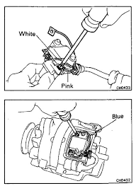 denso alternator wiring diagram wiring diagram and schematic 1 wire denso alternator wiring diagram car