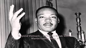 Mlk Beyond Vietnam A Time To Break Silence Full