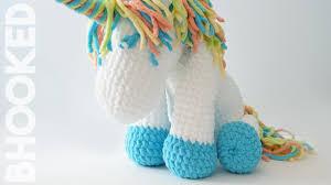 Cuddles the Crochet <b>Unicorn</b> Free <b>Pattern</b> and Tutorial - YouTube