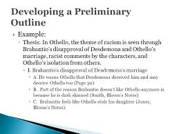 racism thesis othello research paper academic writing service racism thesis othello