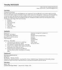 Resume Of Customer Service Skinalluremedspa Com
