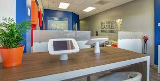 photo san diego office. Tags: Colorful Office, Creating A Happy Culture, Fun Office Design, Modern San Diego SD Castles Realty, Tamara Romeo, Photo