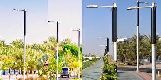 Pole Lights India Metro Smart International