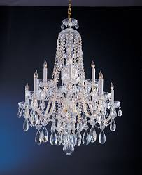 swarovski crystal chandelier parts