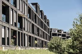 Ein Ausdruckstarkes Fassadenmaterial Architekturtechnik
