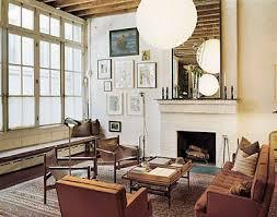Rustic Living Room  Interior Design IdeasIndustrial Rustic Living Room
