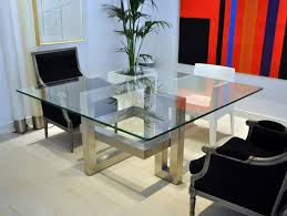 unique dining furniture. Image Of: Glass Dining Table With Chairs Unique Furniture
