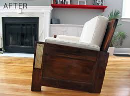 furniture made from doors. Incredible Furniture Made From Old Doors Before After Sofa Design