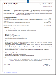 Bsc Computer Science Resume Download Nmdnconference Com Example