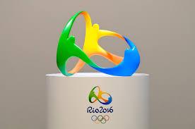 Рио де Жанейро Олимпийские Игры Танцующие человечки