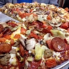 photo of round table pizza hanford ca united states half garlic en