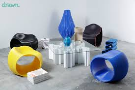 Drawn's Take On 3D-Printing Makes Furniture and Interior Design Objects  Fully Customizable - Industry Tap