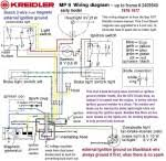 wiring diagrams  myrons mopeds kreidler mp9 early up to frame 2409540 bosch 3 wire magneto external ignition
