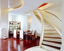 decorationastounding staircase lighting design ideas. Entrancing Home Interior Design Ideas Using Curved Staircase : Alluring White Decorationastounding Lighting I