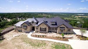hill country custom homes house plans