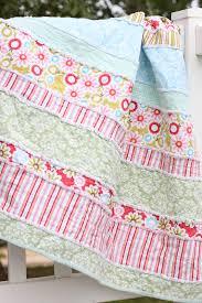 do it yourself divas diy baby rag quilt