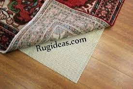 non skid rug mat non slip rug pads for hardwood floors large size of hardwood floor