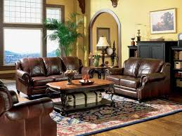 Of Living Rooms With Leather Furniture Living Room Ideas With Leather Furniture 1000 Ideas About Leather