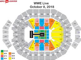 Acc Seating Chart Wwe Www Bedowntowndaytona Com
