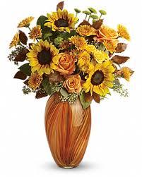 teleflora s golden sunset bouquet