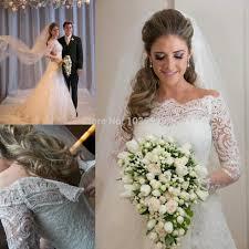 ซื้อที่ไหน 2015 Vestidos De Noiva Romantic Appliques Lace ...