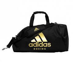 Купить Сумка-<b>рюкзак</b> Training <b>2</b> in <b>1</b> Bag Boxing M черно-золотая ...
