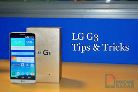 LG G3 Tips, Tricks, FAQs & Useful ...