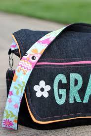 School Messenger Bag Tutorial - SEWTORIAL &  Adamdwight.com