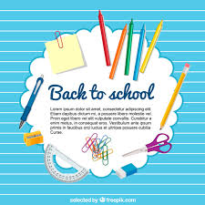Back To School Invitation Template Back To School Template Vector Free Download
