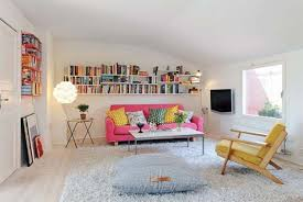 cheap apartment decor websites. Apartments Studio Apartment Decorating Post List Attractive With Pink Sofa Leather Cheap Decor Websites