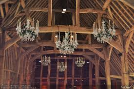 chandeliers with uplighters and wash lights
