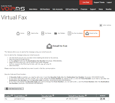 Example Of A Fax Message Virtual Fax Voip Ms Wiki
