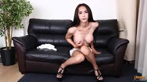 Busty Thai ladyboy solo session for you Videos Shemale Porn XXX