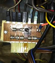 wiring harness the amc forum page 1 i would love a new harness but a new fuse block would be awesome
