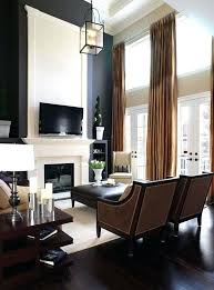 how to decorate tall walls via hush homes decorating large wall high ceilings