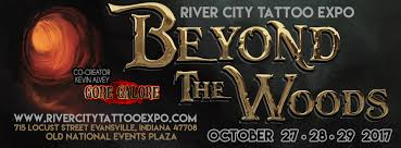 river city tattoo expo presents beyond the woods october