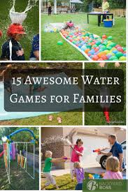 super easy dry creek landscaping ideas you can make 15 awesome water games for families